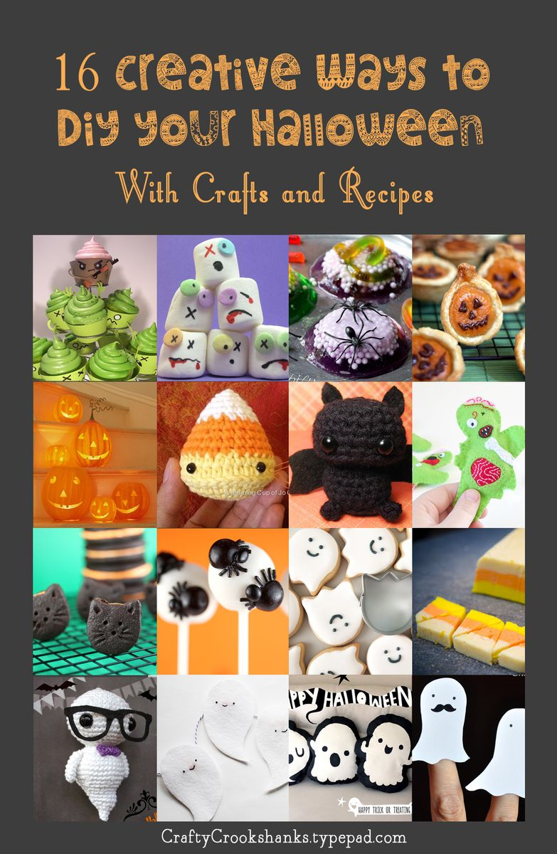 Crafty Crookshanks: 16 Creative Ways to DIY Your Halloween with Crafts and Recipes
