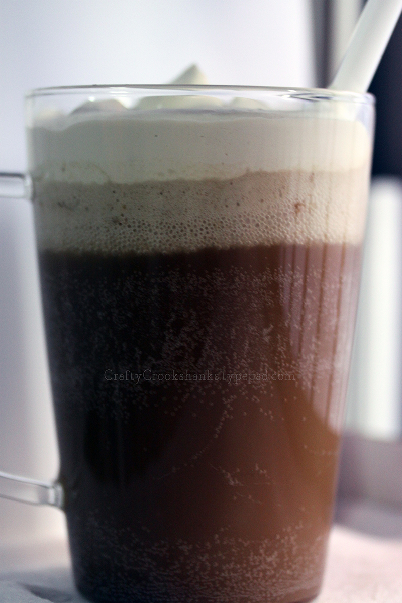 Crafty Crookshanks: GEM: Delicious, Homemade Butterbeer