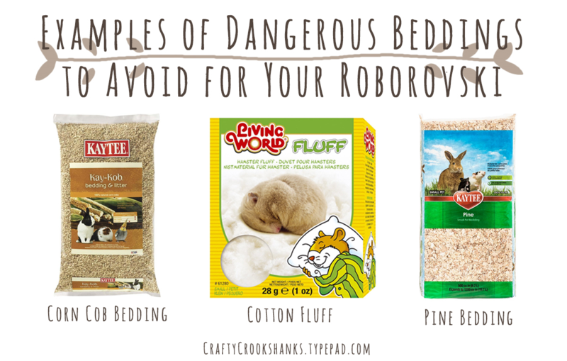 Crafty Crookshanks: Dangerous Beddings