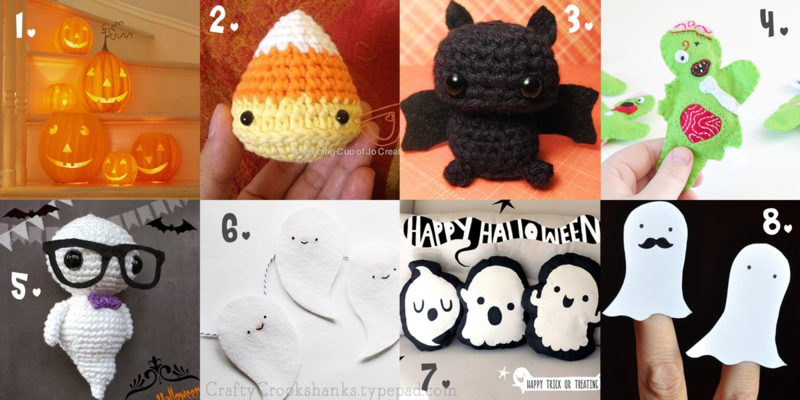 Crafty Crookshanks: 8 Cute Halloween Crafts