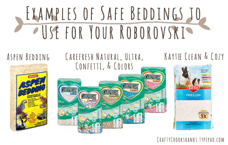 Crafty Crookshanks: Safe Beddings