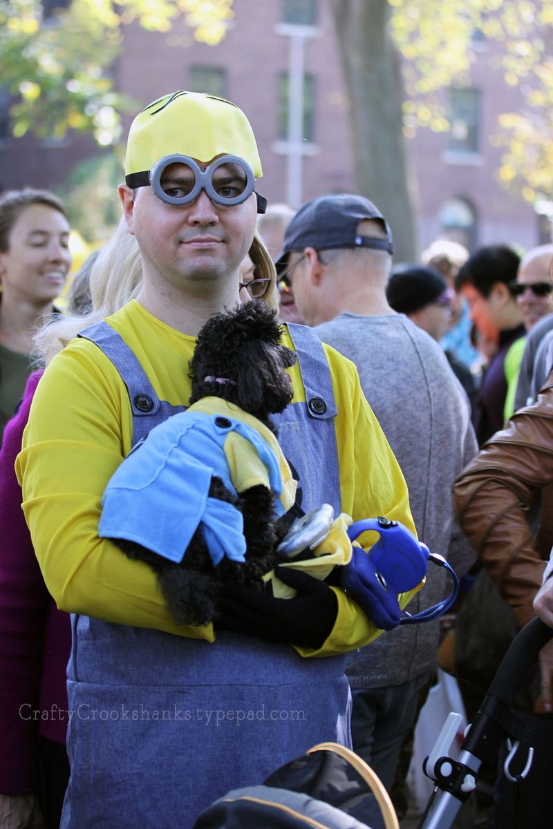 Crafty Crookshanks: Tompkins Square Halloween Dog Parade 2014