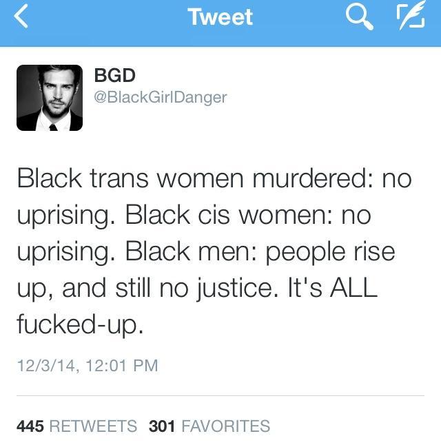 Black Girl Dangerous Tweet