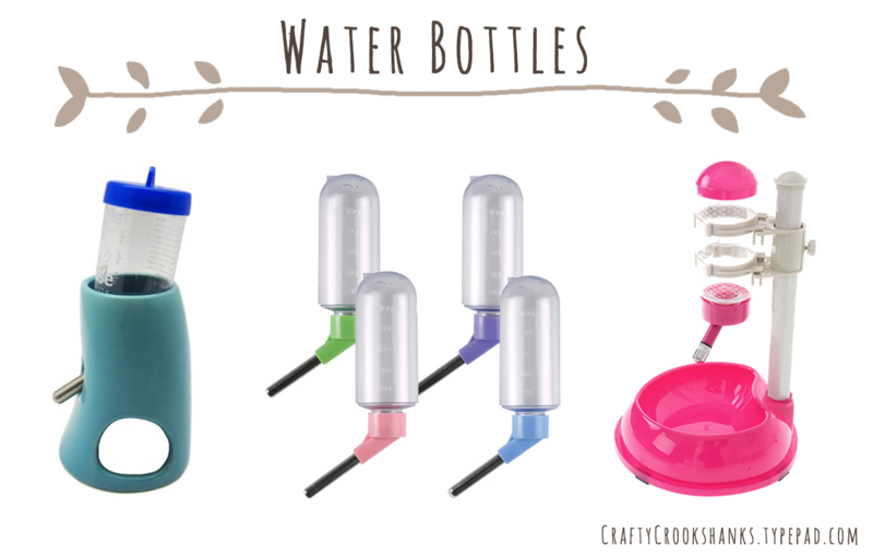 Crafty Crookshanks: Water Bottles